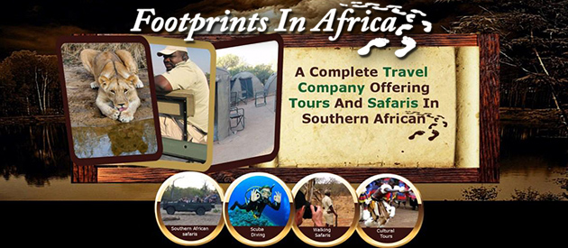 FOOTPRINTS IN AFRICA